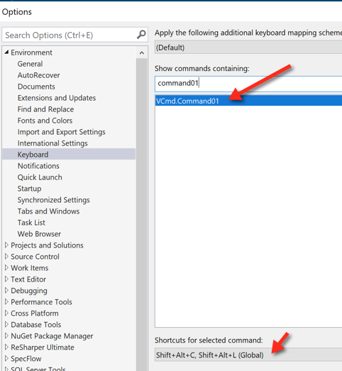 Toggling Visual Studio CodeLens On/Off | Claudio Lassala's Blog